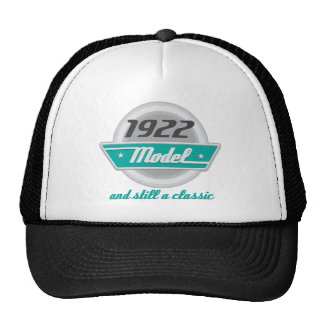 1922 Model and Still a Classic Hats