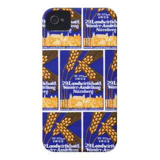 1922 Nuremberg Agricultural Exposition iPhone 4 Covers
