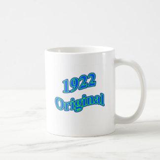 1922 Original Blue Green Mugs