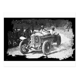 1922 - Targa Florio Postcard