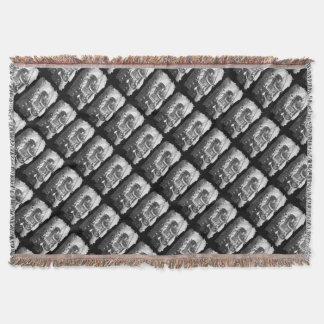 1922 - Targa Florio Throw Blanket