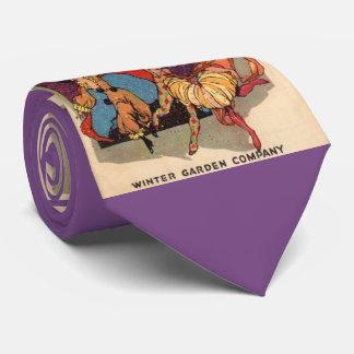 1923 Al Jolson's Theatre playbill cover Tie