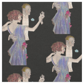 1923 Arrow J. C. Leyendecker ad print Fabric