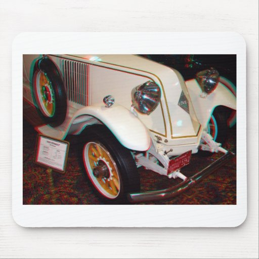 1923 Renault, Anaglyph Mousepad