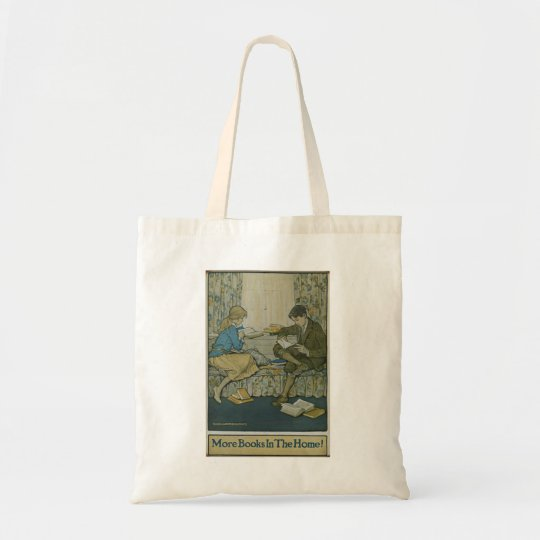 1924 Children's Book Week Tote Bag