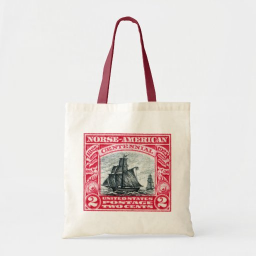 1925  Norse American Stamp Bags