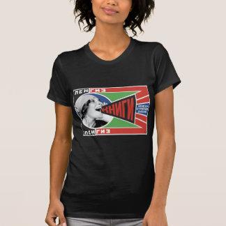 """1925 Rodchenko """"Books!"""" T-Shirt"""