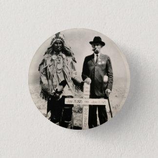 1926 Little Big Horn 1 Inch Round Button