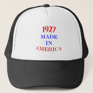 1927 Made in America Trucker Hat
