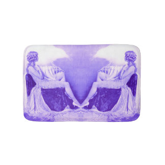 1927 Ziegfeld girl Bath Mat