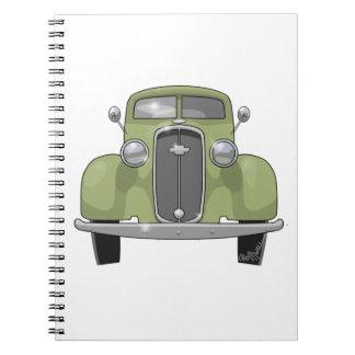 1928 Chevrolet Notebooks