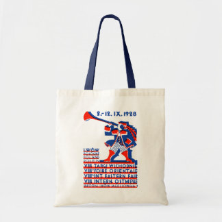 1928 Lwow Eastern International Fair Tote Bag