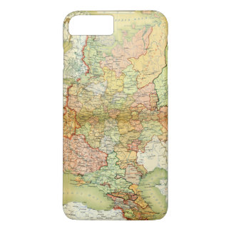 1928 Map of Old Soviet Union USSR Russia iPhone 7 Plus Case