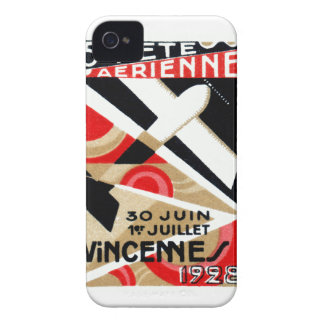 1928 Paris Air Show iPhone 4 Case