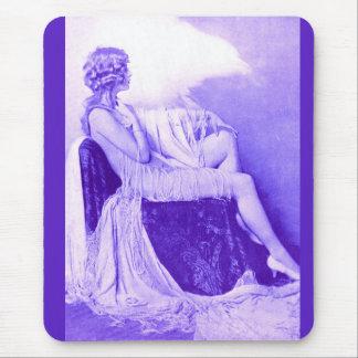 1928 Ziegfeld girl Mouse Pad