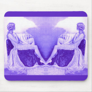 1928 Ziegfeld girl times two Mouse Pad