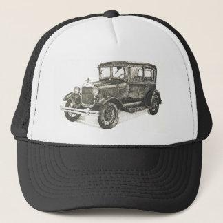 1929 model a trucker hat