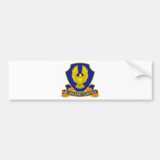 192nd Aviation Regiment - Air Ground Control Bumper Sticker