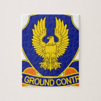 192nd Aviation Regiment - Air Ground Control Jigsaw Puzzle