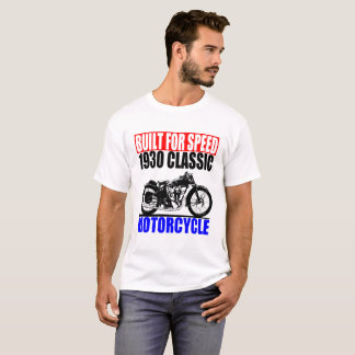 1930 MOTORCYCLE T-Shirt