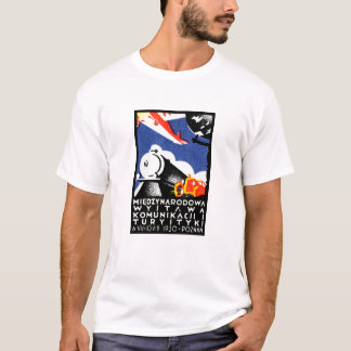 1930 Poznan Expo Poster T-Shirt
