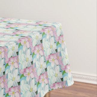 1930 Vintage Apple Blossoms Georgia O'Keefe Tablecloth