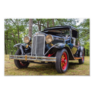 1930s Chrysler Classic Car Photo