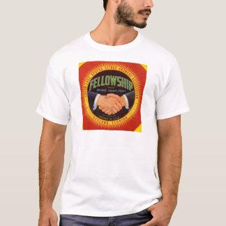 1930s Fellowship Orange County Citrus label T-Shirt