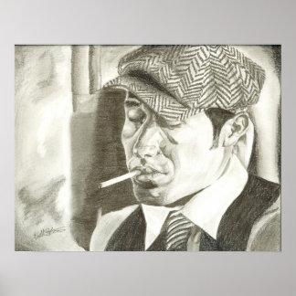 1930's Gangster Poster