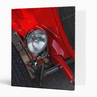 1930's Roadster Binder
