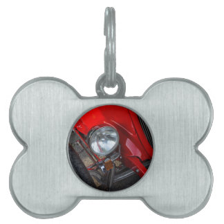 1930's Roadster Pet ID Tag