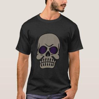 1930s Spook Show Hypnotizing Skull T-Shirt