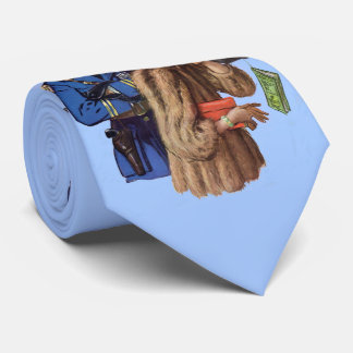 1930s traffic cop and rich lady arrestee tie