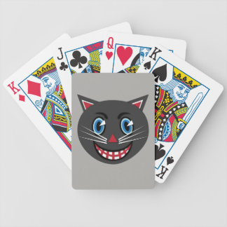 1930's Vintage Black Cat Playing Cards