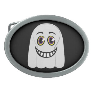 1930's Vintage Ghost Belt Buckle