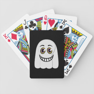 1930's Vintage Ghost Playing Cards