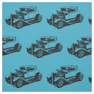 1931 5 Window Coupe Fabric