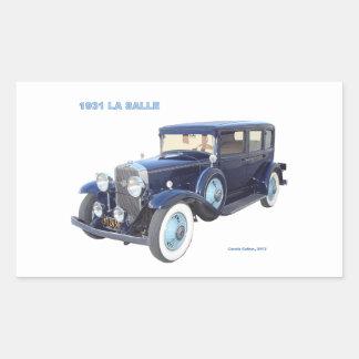 1931 CADILLAC LA SALLE
