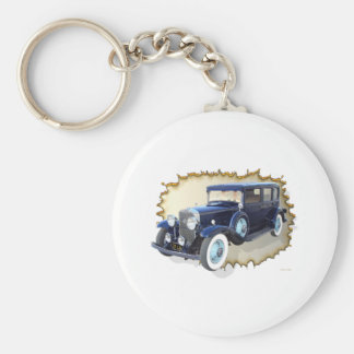 1931 Cadillac LaSalle Keychain