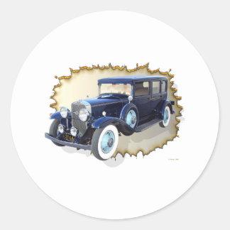 1931 Cadillac LaSalle Stickers
