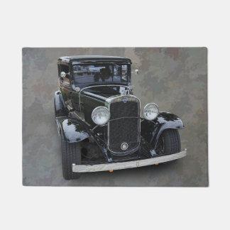 1931 VINTAGE CAR DOORMAT