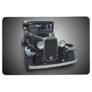 1931 VINTAGE CAR FLOOR MAT