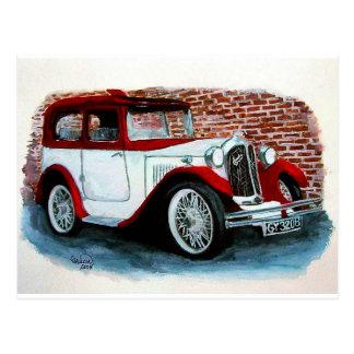 1932 Austin Postcard