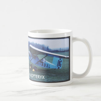 1932 Granger Archaeopteryx airplane Classic White Coffee Mug