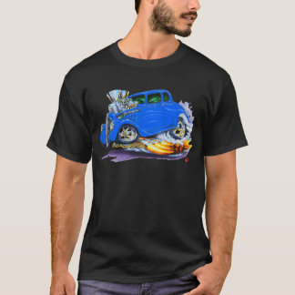 1933-36 Willys Blue Car T-Shirt