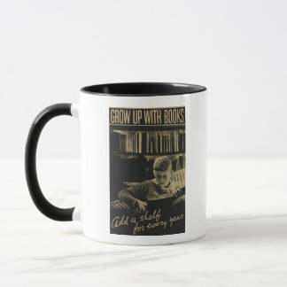1933 Children's Book Week Mug