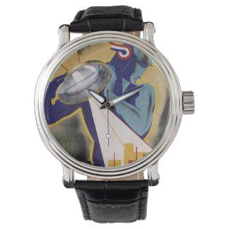 1934 Art Deco Jaarbeurs Utrecht Watch