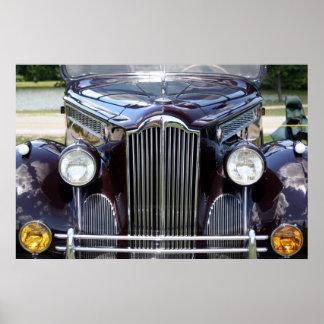 1934 Packard Poster