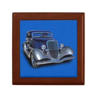 1934 VINTAGE CAR GIFT BOX