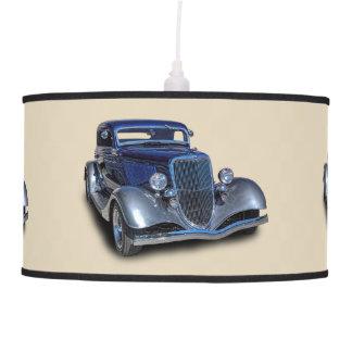 1934 VINTAGE CAR PENDANT LAMP